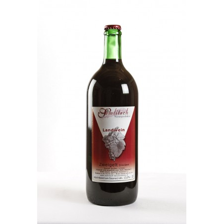 Zweigelt 1L  Steirischer Landwein